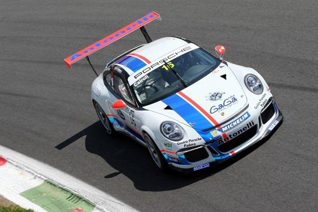 Test-premio Porsche a Misano: intervista a Marta Gasparin