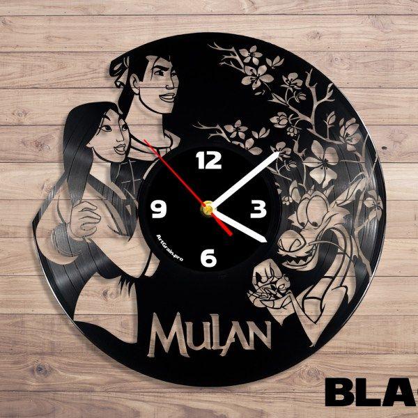 Srok Predostavleniya Hostinga Dlya Artgrain Pro Istek Vinyl Record Art Wall Clock Clock