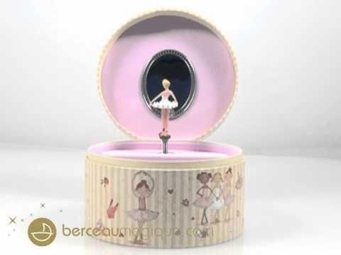 boite a musique ancienne avec danseuse. Black Bedroom Furniture Sets. Home Design Ideas