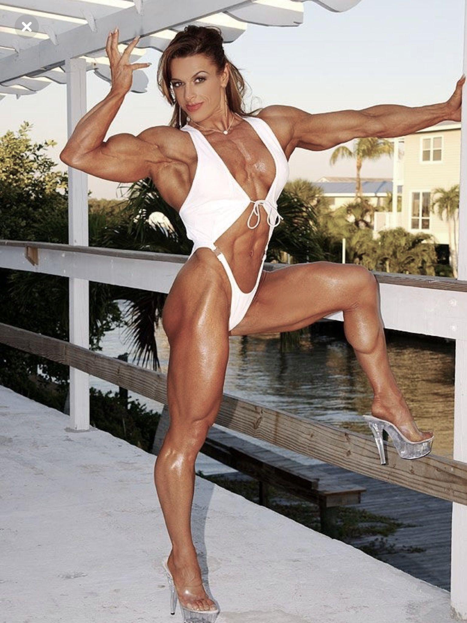 Bodybuilders hardcore women agree with