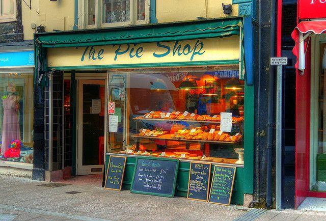 The Pie Shop Vintage Bakery Pie Shop Bakery Shop