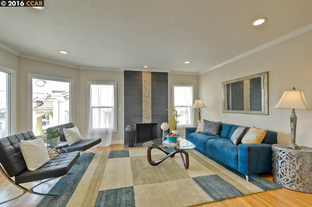 600 E 21st St Oakland Ca 94606 4 Beds 2 Baths Living Room Style Living Room Home