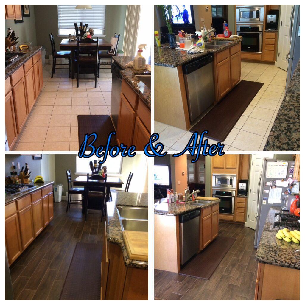 Prestige Kitchen Cabinets: Kitchen ~ Prestige Walnut Tile