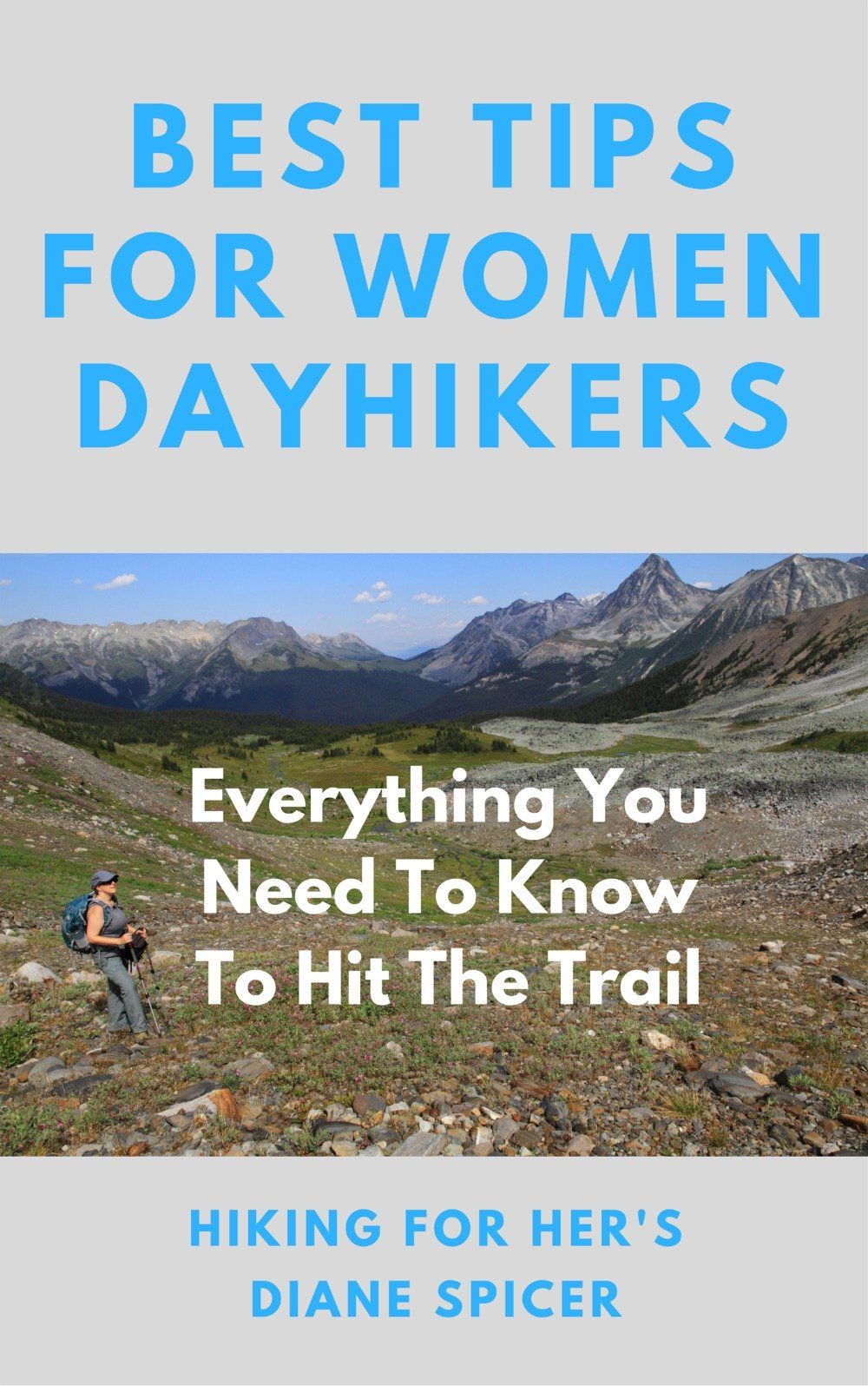 Don t stay off the hiking trail because you don t know how to hike. These  tips will give you confidence for an enjoyable hike. 90dddb2396