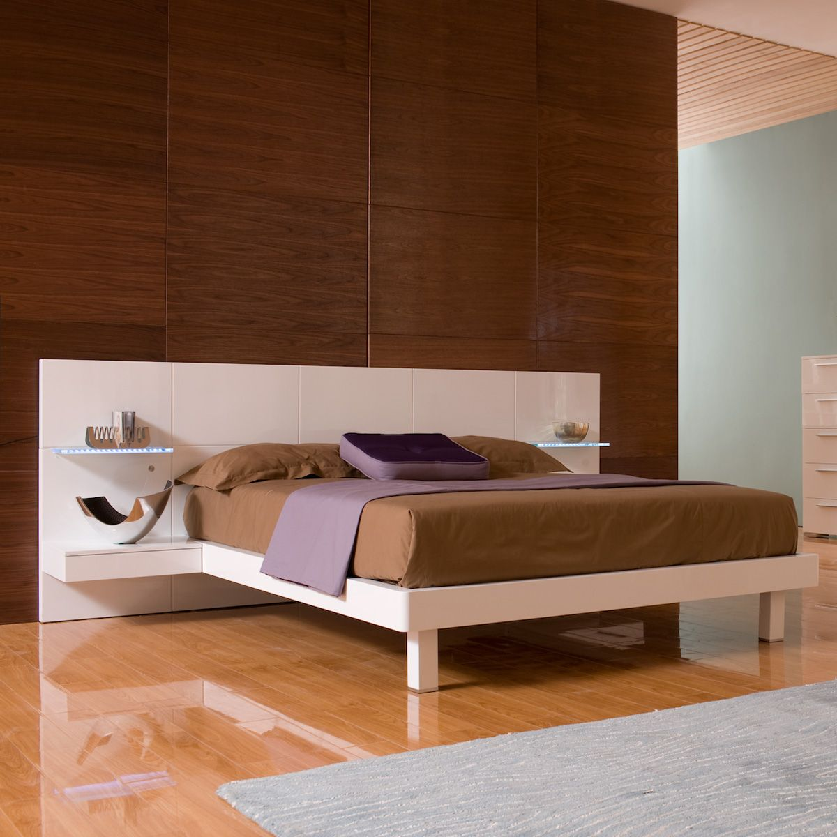 Top 30 Masculine Bedroom Part 2: Platform Bed, Bed, Bed