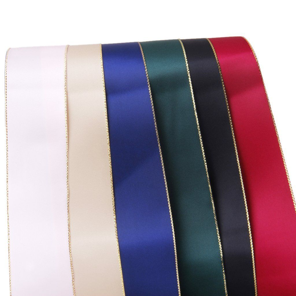 Phenovo 6pcs Trim Ribbon for Crafts DIY 39mm Mixed Color ** You can get more details by clicking on the image.
