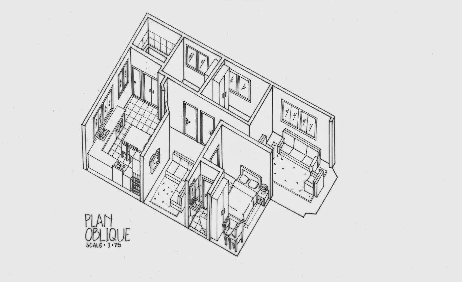 image result for slanted furniture construction drawing