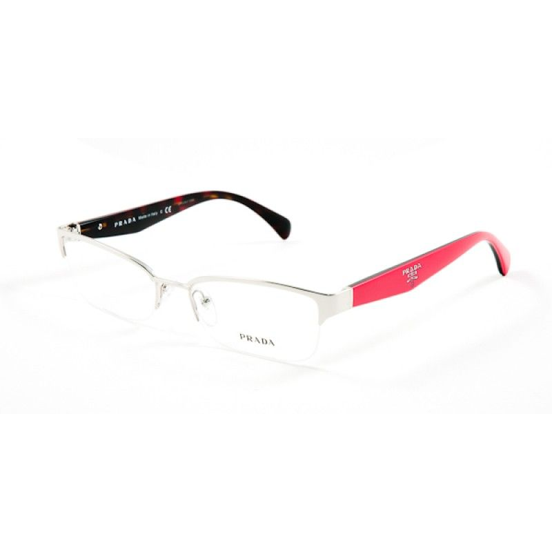 Need a semi-rimless supra frame, this model is Prada Glasses PR 53PV ...