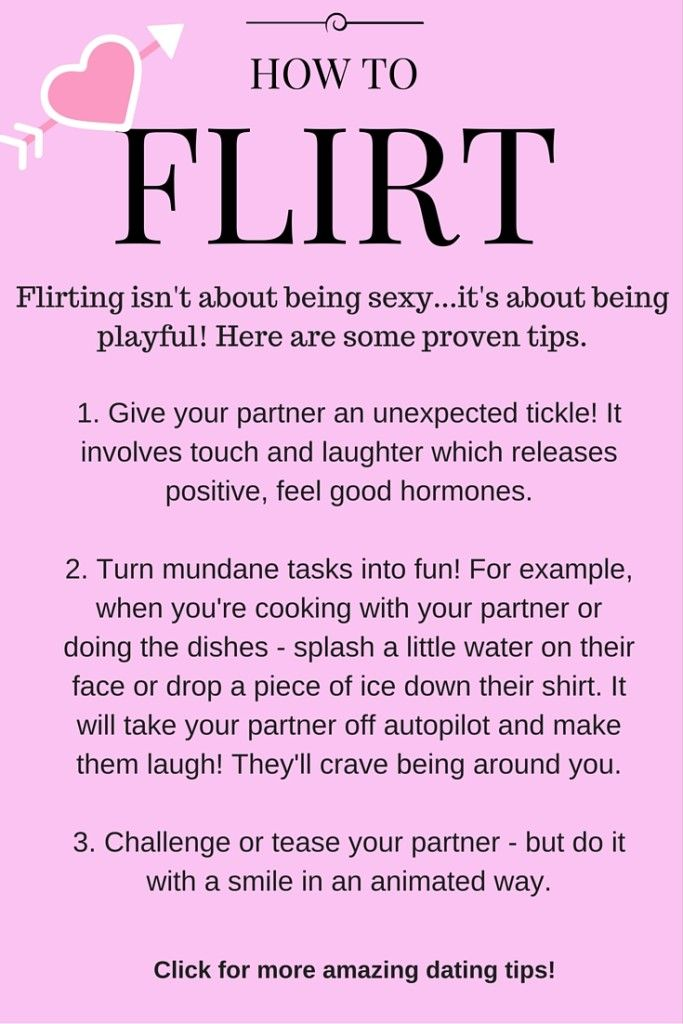 Dating Tips