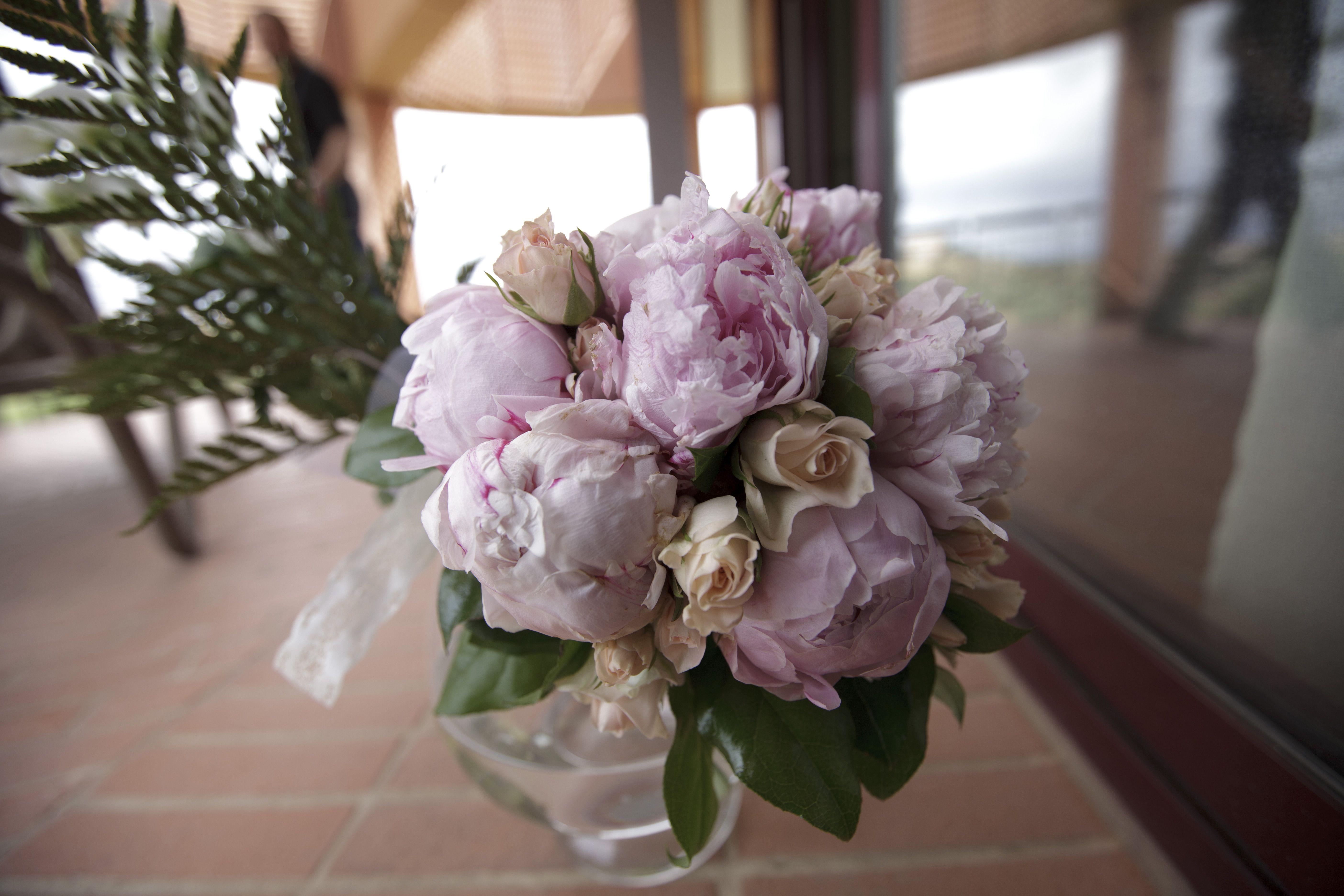 Ramo o bouquet de novia de floristería Pecci arte floral ,de Toledo. Realizado por Pilar Arriaga Pecci. www.pecci.es