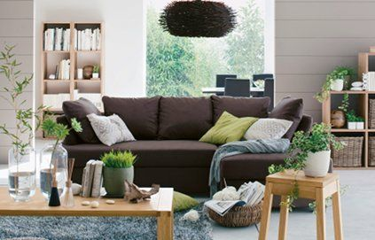 quelles couleurs se marient avec le marron m6. Black Bedroom Furniture Sets. Home Design Ideas