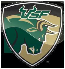 University South Of Florida Football Team Logos Colleges In Florida College Football Teams
