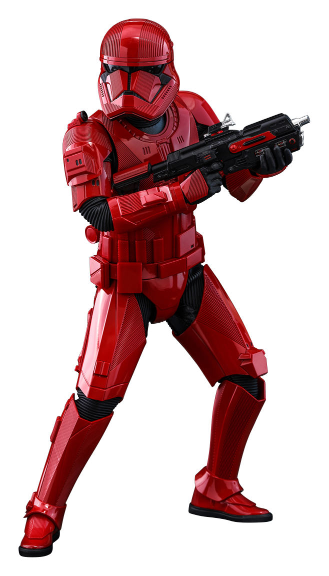 Star Wars First Order Red Stormtrooper Wallpaper
