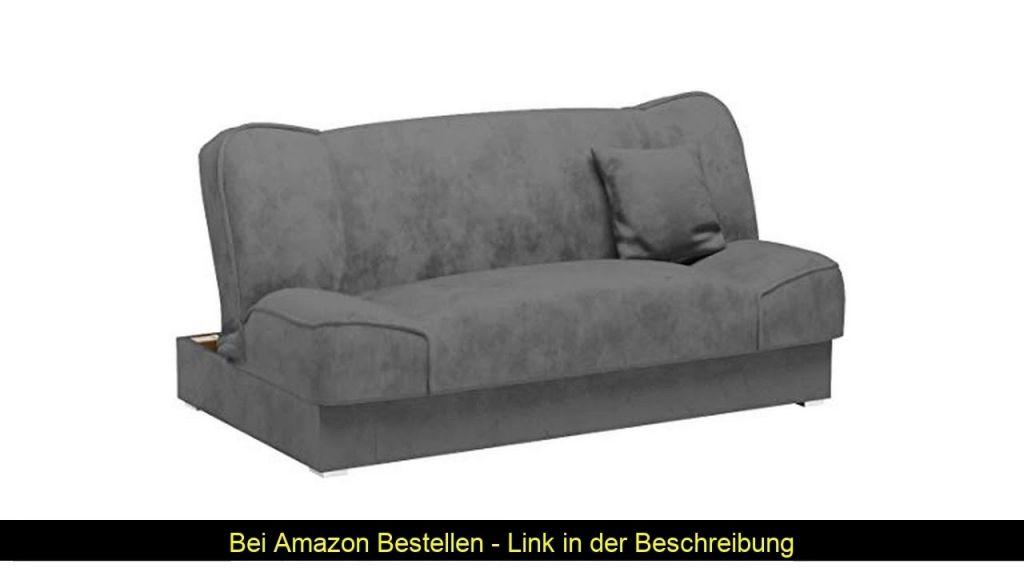 Amazon Schlafsofa Mit Bettkasten In Bezug Auf Vorhanden Eigentum In 2020 Home Decor Furniture Couch