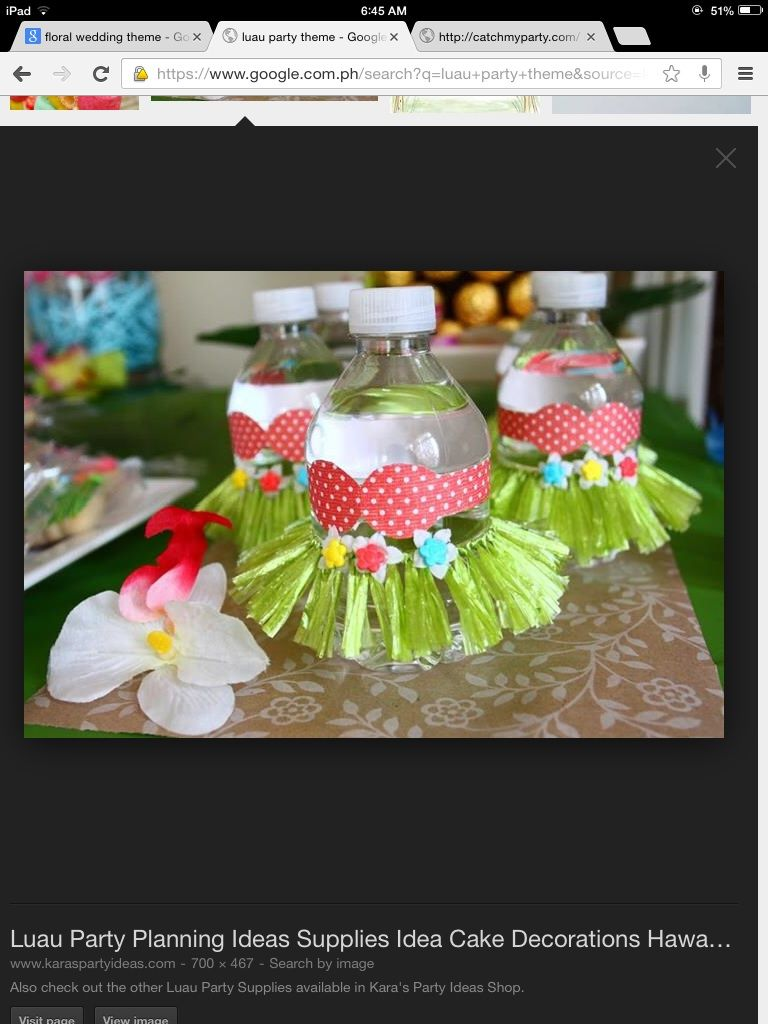 Cute water bottles! & Cute water bottles! | Mimiu0027s 60th birthday mood board | Pinterest ...