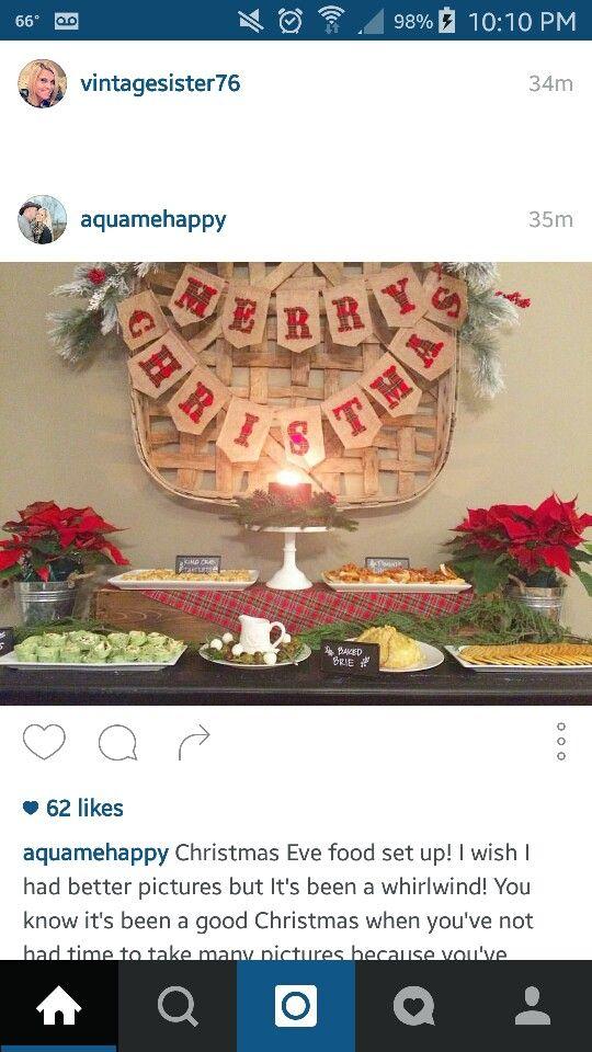 Merry Christmas / tobacco basket / sign