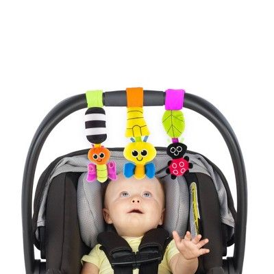 Sassy Go Go Bugs Stroller Car Seat Toy In 2019 Products Car