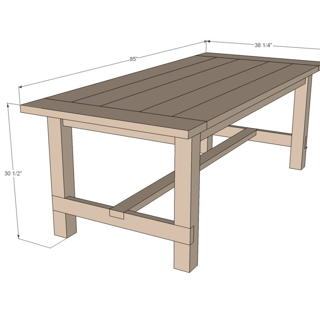 Coffee Table Dimensions For Minimalist Interior Setting
