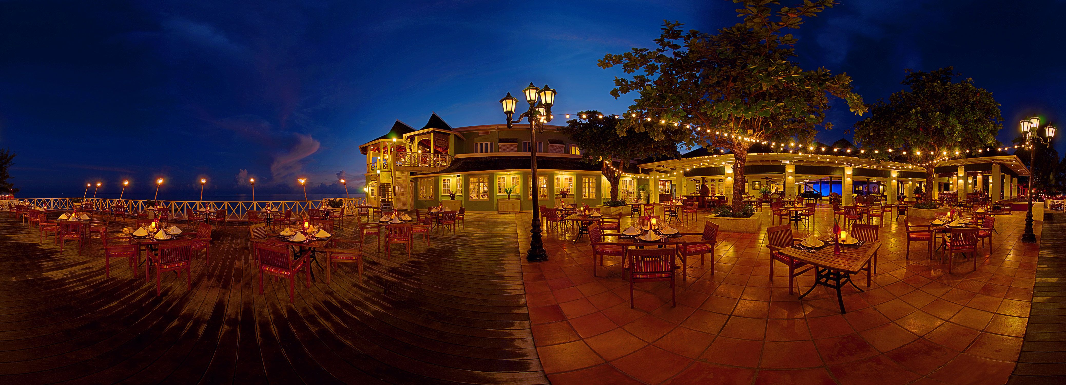 Bayside Restaurant at Sandals Montego Bay (With images