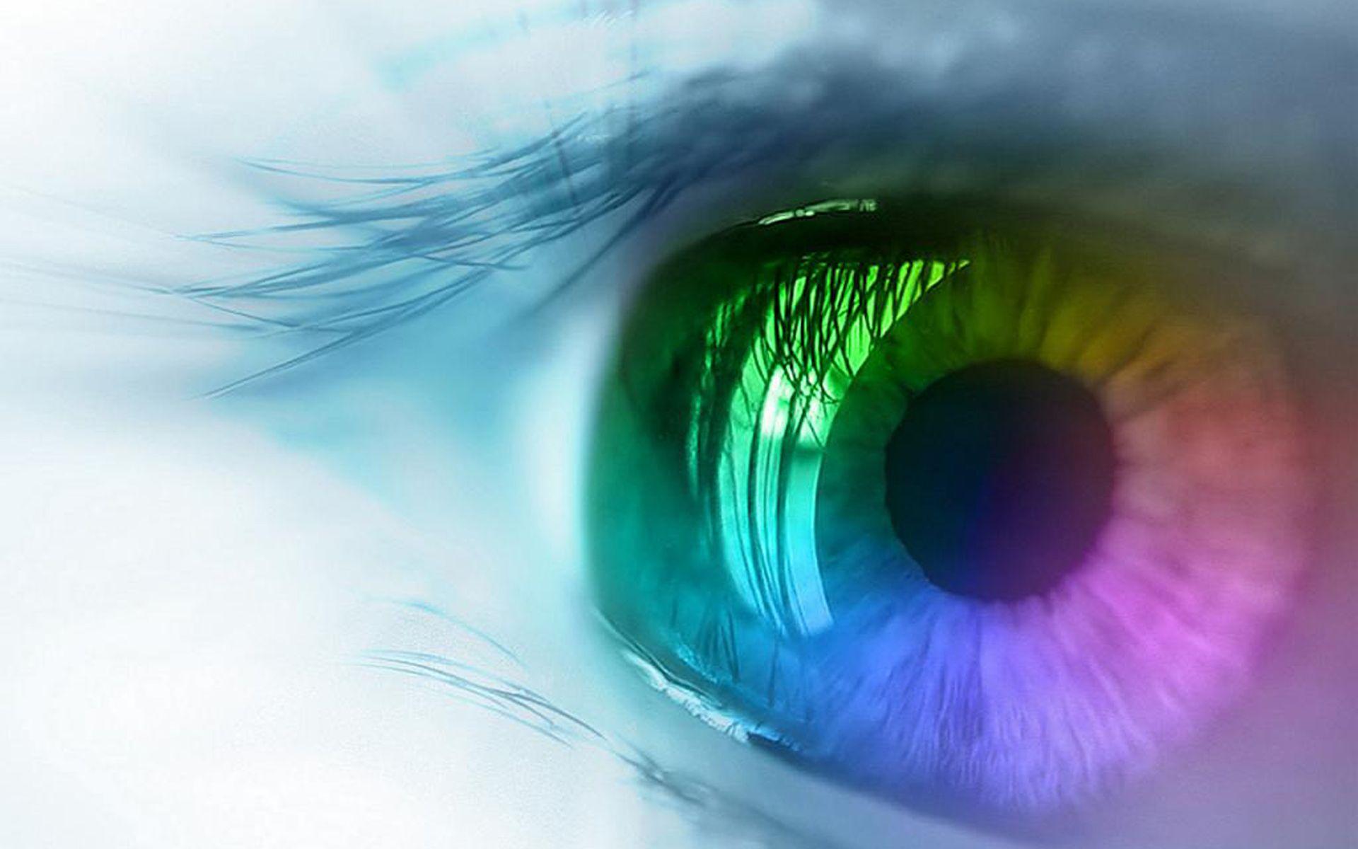 Colors eye