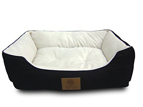 Akc Box Weave Solid Cuddler Cheap Dog Beds Dog Bed Cat Bed