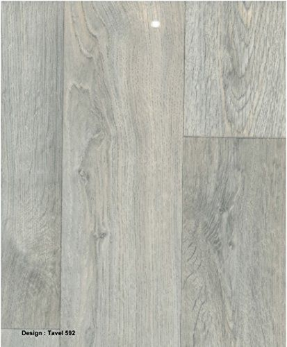 0592 Travel 3 5 Mm Thick Grey Wood Effect Anti Slip Vinyl Flooring Home Office Kitchen Bedroom Bathroom High Qua Vinyl Flooring Flooring Vinyl Flooring Kitchen