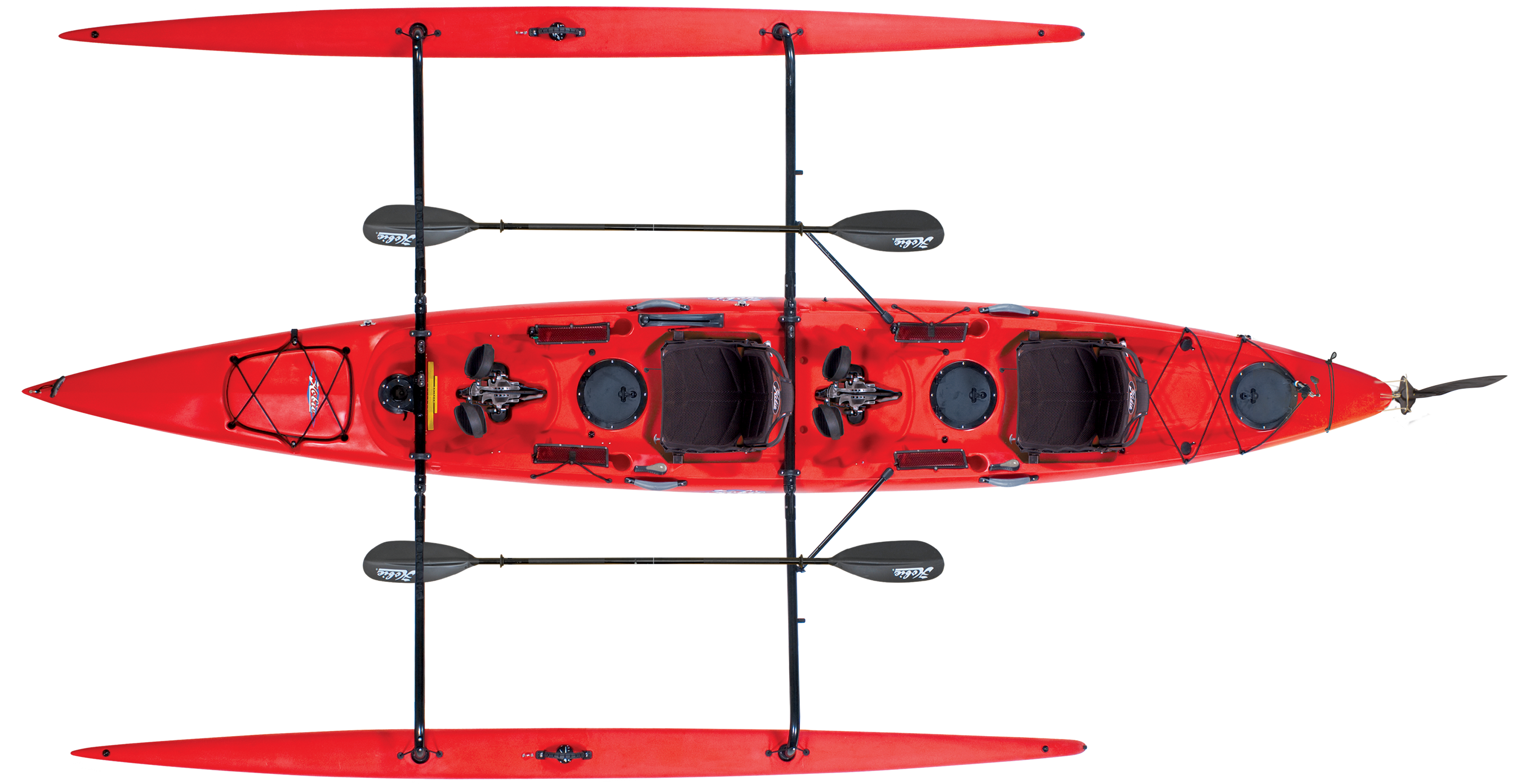 Mirage Tandem Island Pedal Kayaks (With images) Sailing