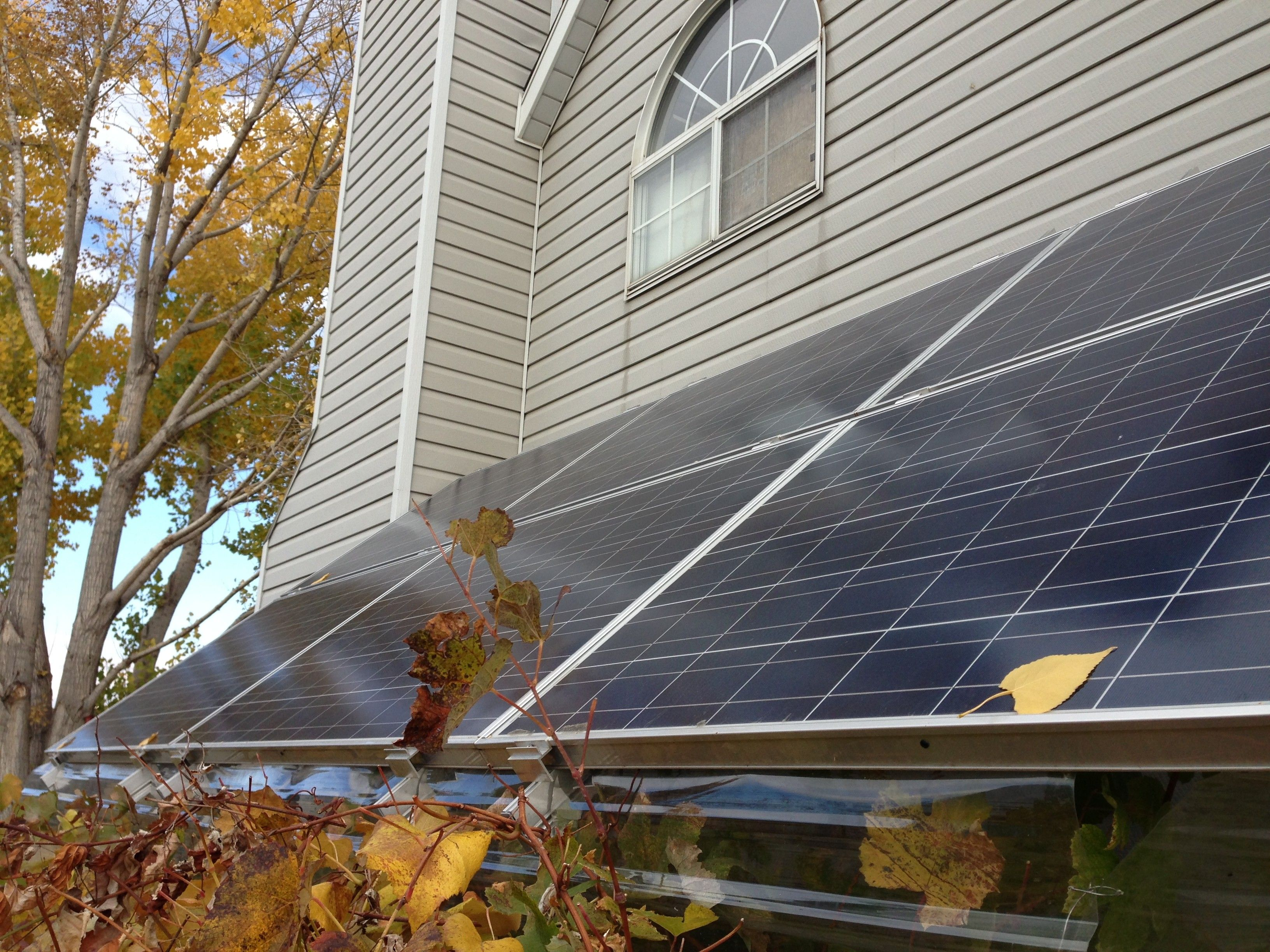 Where to Install Solar—Instead of on the Roof | Building | Solar