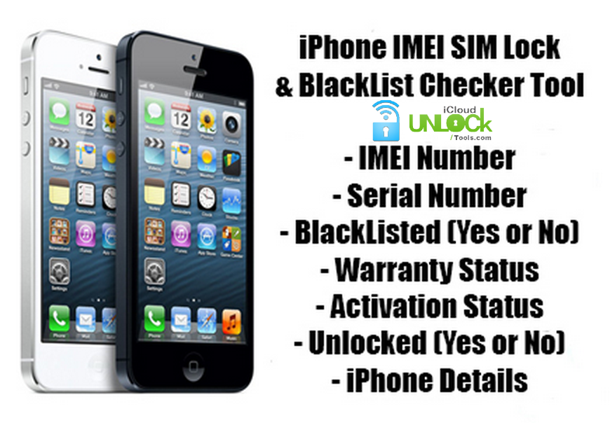 Free iPhone IMEI Check | icloudunlocktools com | Free iphone
