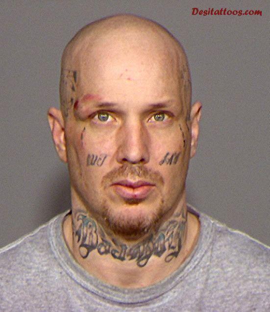 70 Tough Prison Tattoo Designs Meanings: Prison-Tattoos-7.jpg (551×636)
