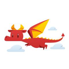 Cute Dragon Cartoon Photos Royalty Free Images Graphics Vectors Videos Adobe Stock In 2020 Cartoon Dragon Dragon Illustration Illustration