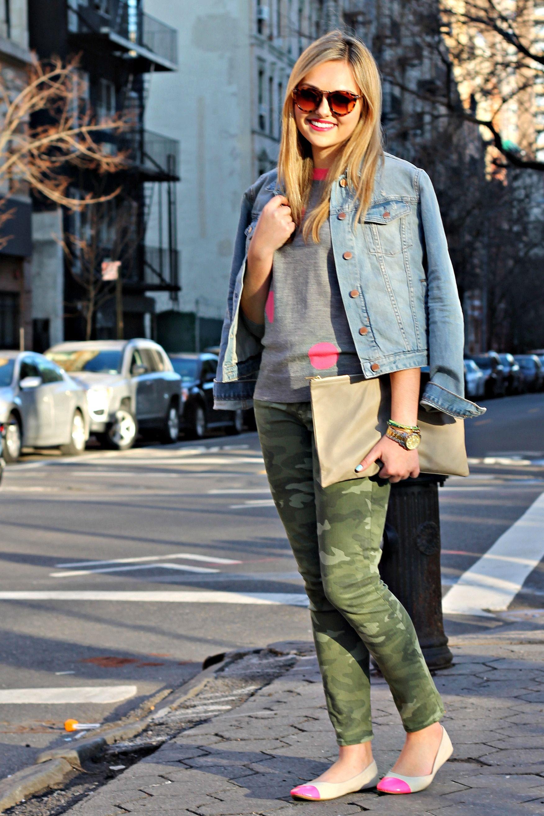 Camo-Pants-Outfit.jpg (1752u00d72628) | CAMO-CARGO OUTFITS | Pinterest | Camo