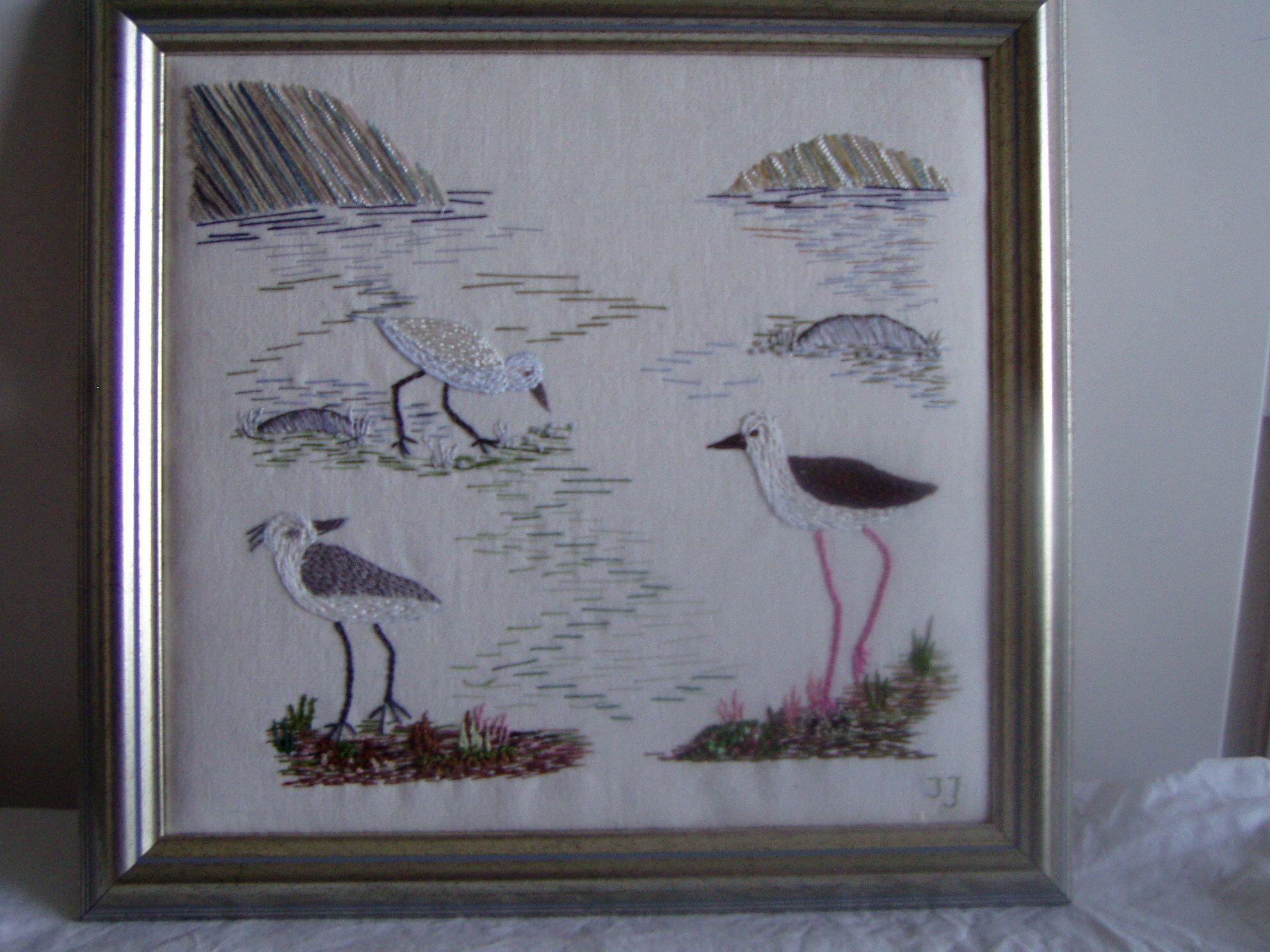 Strandfåglar