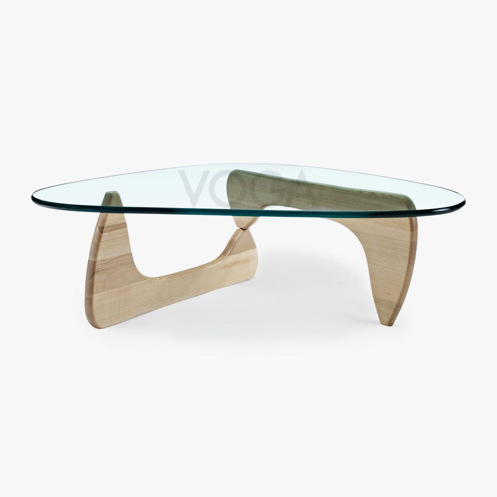 The Isamu Noguchi coffee table is available at VOGA Villa Benjamin