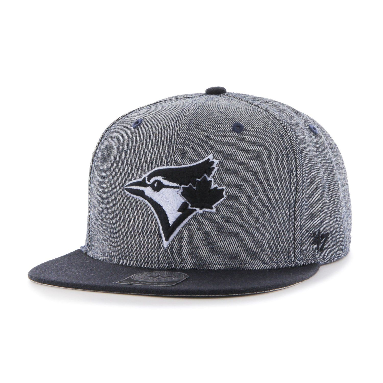 8f982721c6095 MLB Toronto Blue Jays Giovanni Capitán ajustable gorro ajustable ...