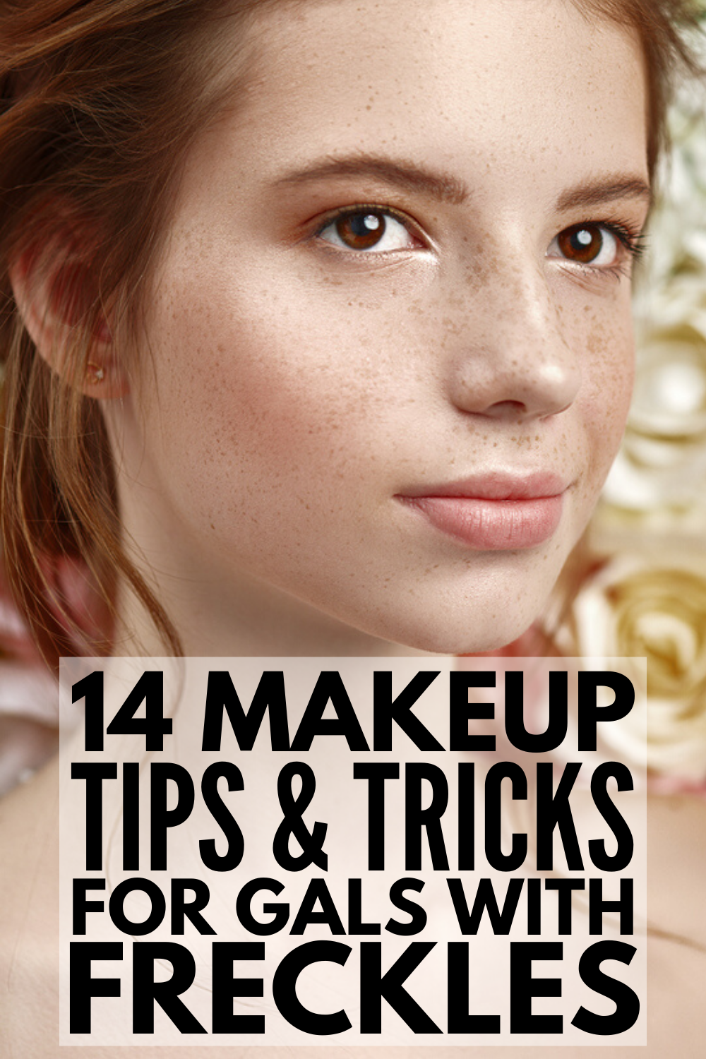 Makeup for Fair Skin and Freckles 14 Tips and Tutorials