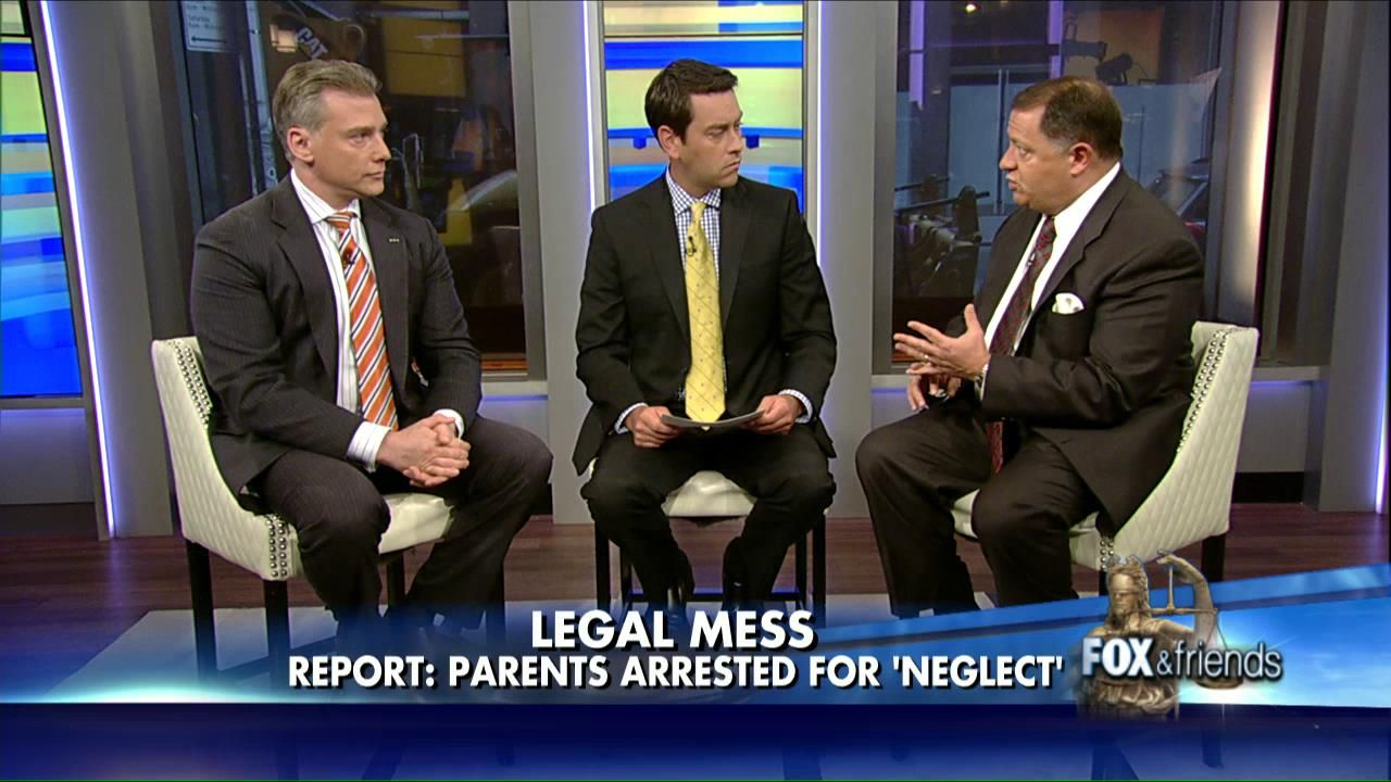 Parents Charged with 'Neglect' After 11-Year-Old Plays in Yard for 90 Minutes