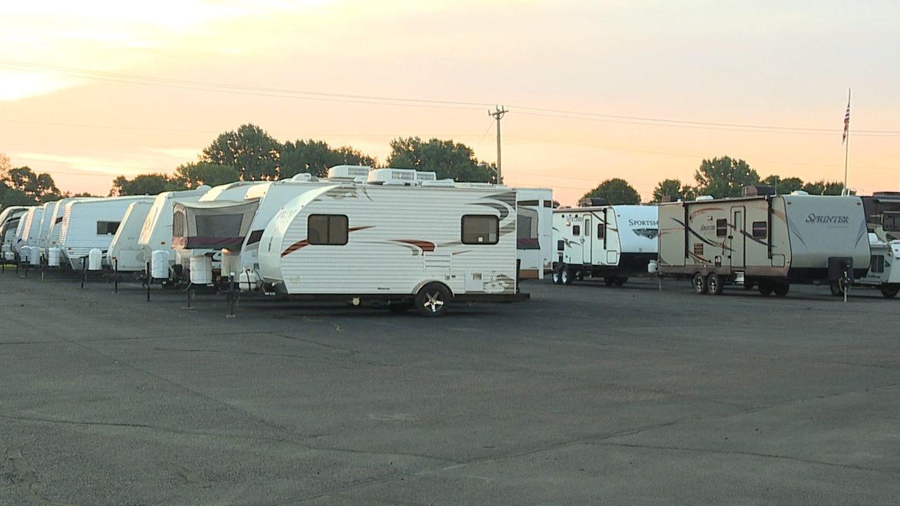 Record number of rv owners in united states httpwww