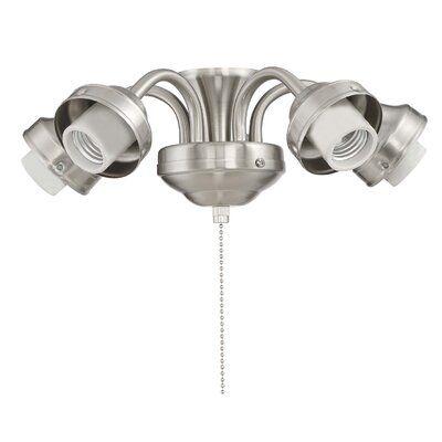 Red Barrel Studio 5 Light Universal Ceiling Fan Light Fitter