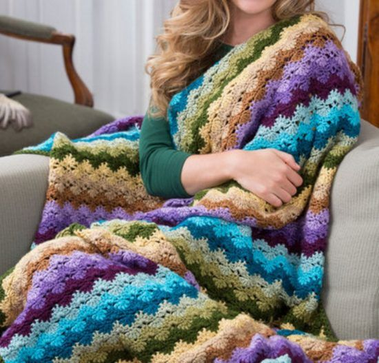 Crochet Shell Stitch Tutorial Lots Of Patterns | Pinterest ...