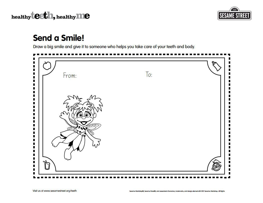 I M Going To Send This Thank You Sheet To My Dentist Because He Helps Me Keep My Teeth Healthy