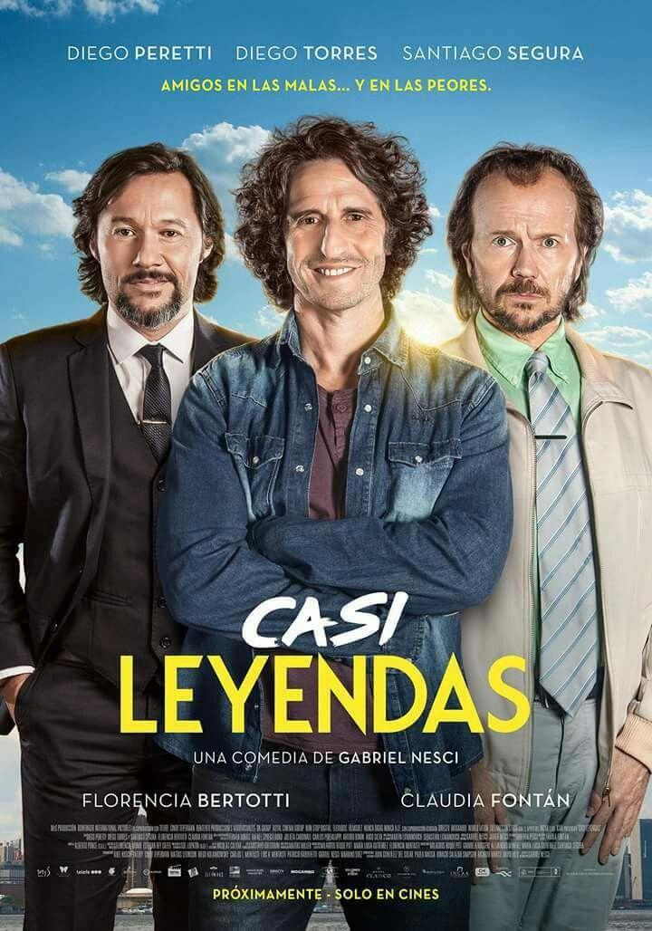 Casi Leyendas Argentina 2017 Guion Musica Y Direccion