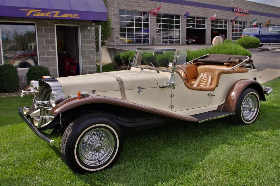 old motor cars | ... Roadster Replica - Classic Motor Carriages ...
