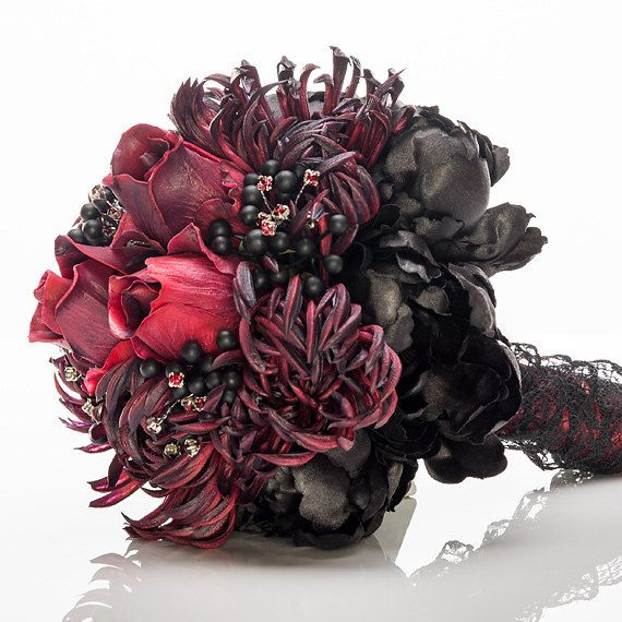 gothic wedding flowers flower arrangements www pixshark images 4584