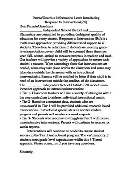 One Letter Information About Rti One Letter Informing Of