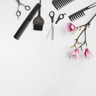 Hairdresser Svg Hairdresser Tools Svg Dxf Ai Eps Png Barber Clipart Hair Salon Svg Hair Stylist Monogram Frame Hairdressing In 2021 Hairdresser Clip Art Monogram Frame
