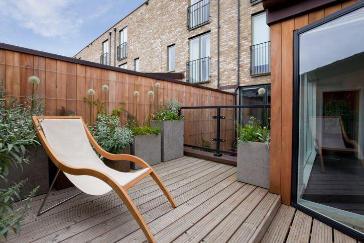 Dise o de terrazas peque as buscar con google for Diseno de terrazas cerradas