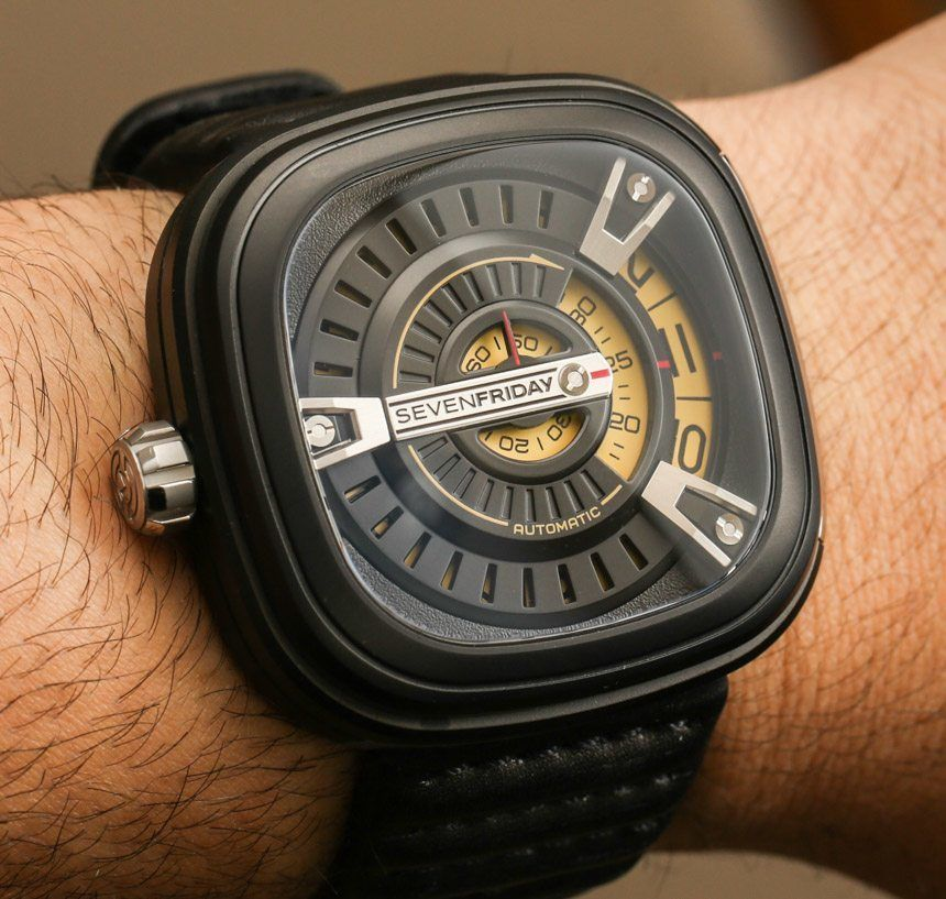 SevenFriday M2 Watch Review