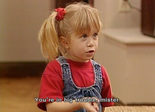 Michelle From Full House :)