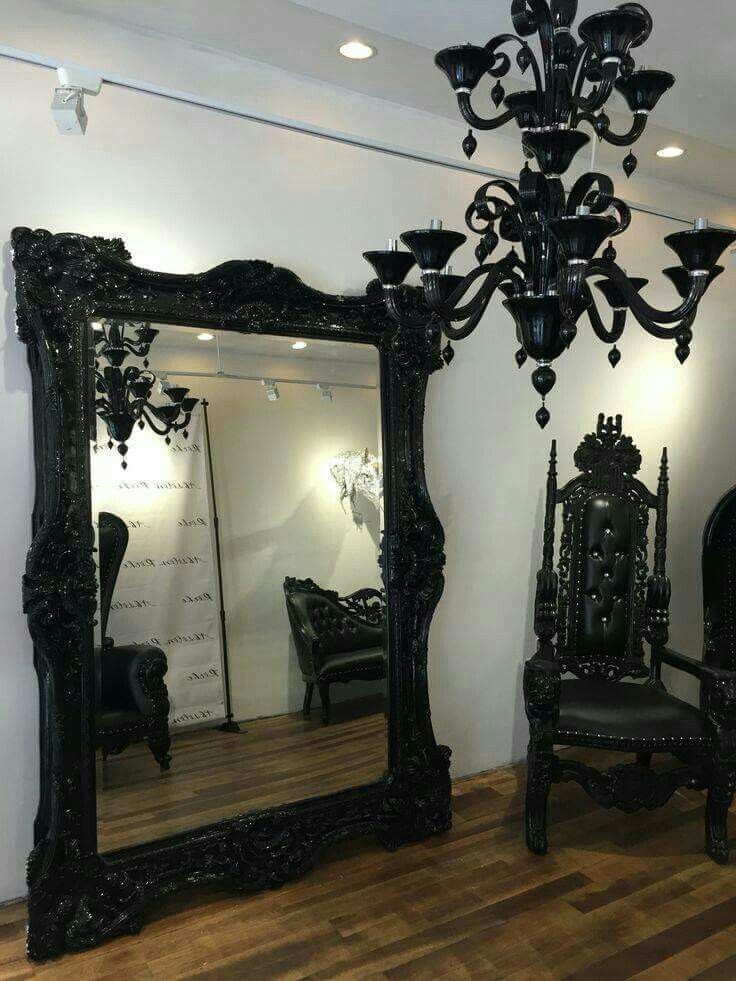 One Day When The Books Make Me Millions I Ll Have A Dark Goth Room And It Ll Be Beautiful Gothic Bedroom Furniture Gothic Home Decor Goth Home Decor